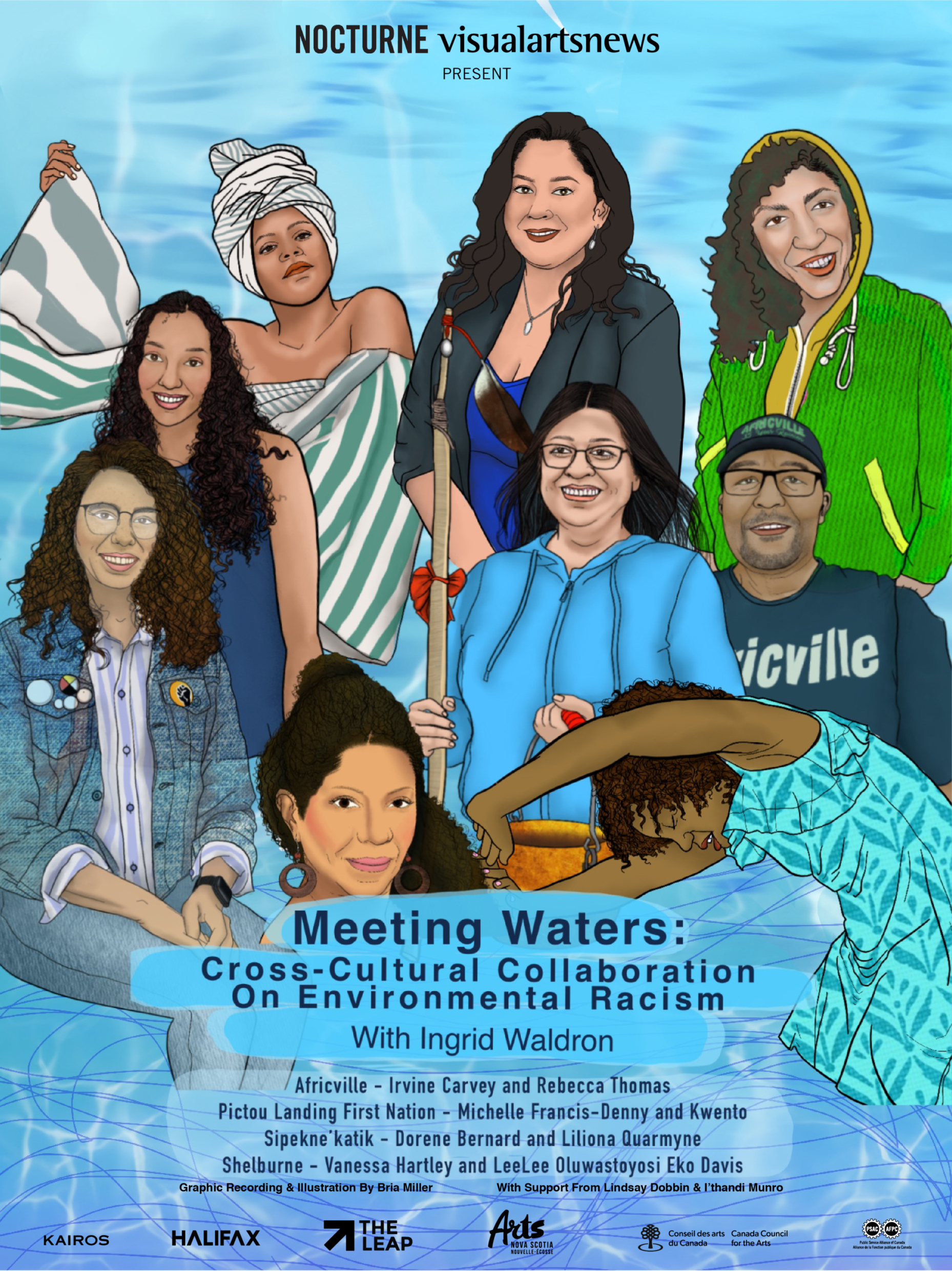 Meeting Waters: Cross-Cultural Collaborations on Environmental Racism
