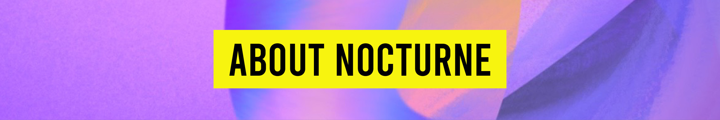 about nocturne