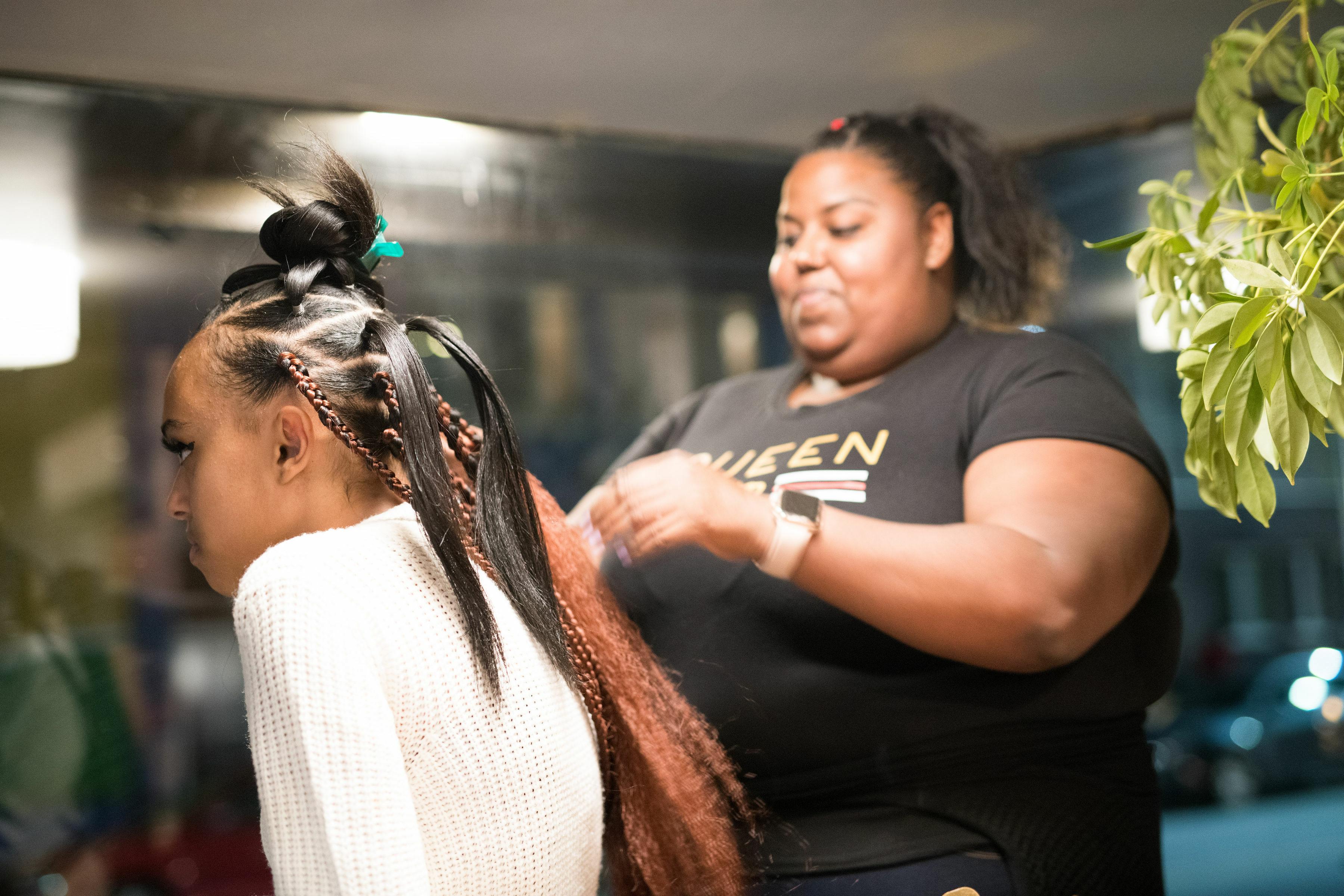 Black Hair Magic, Kordeen Clayton (She Nubian Liberation)