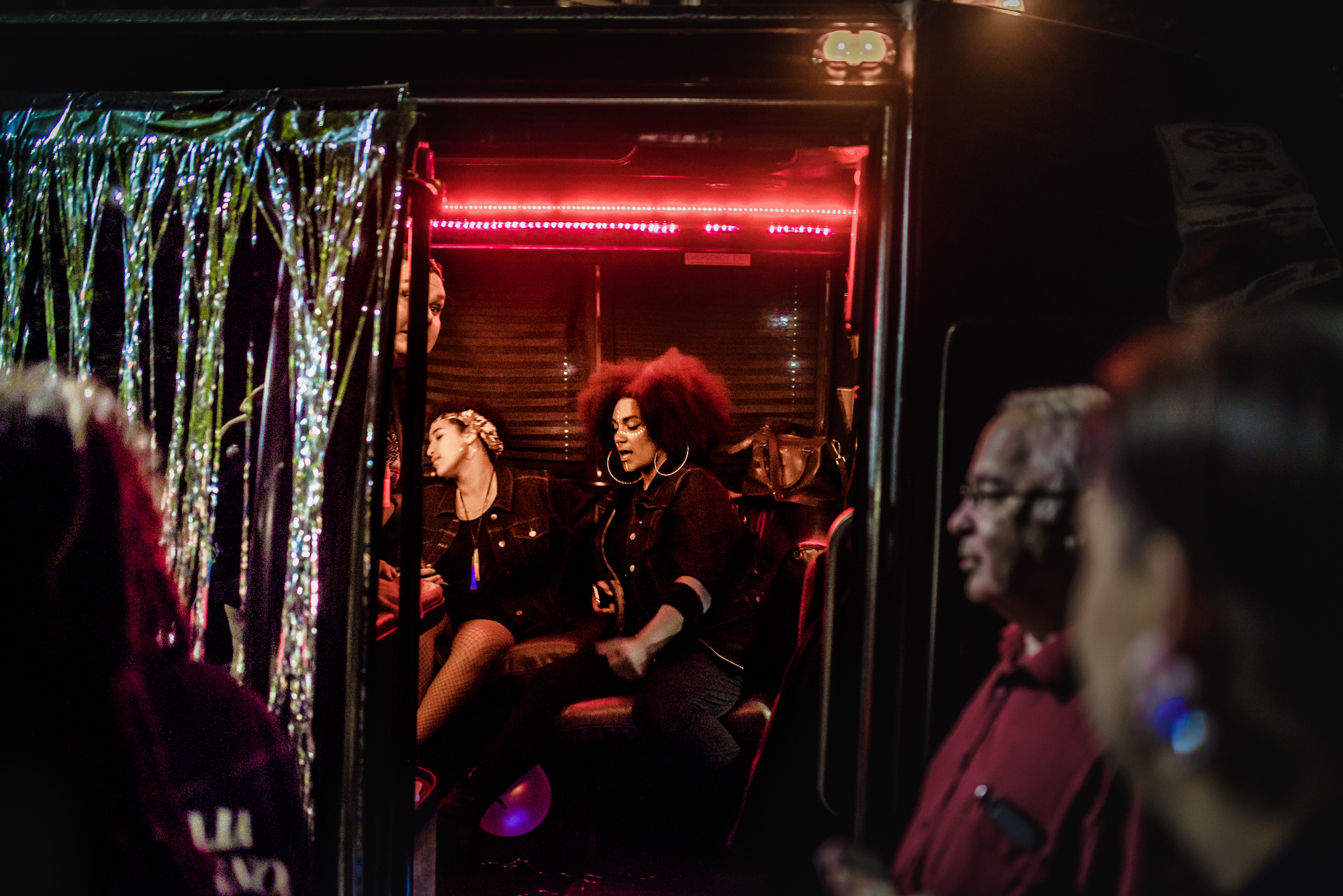 BIPOC BUS: Our Movement
