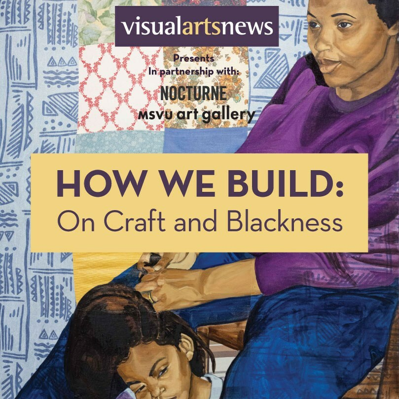 How We Build: On Craft And Blackness