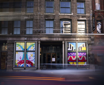 Don't miss Nocturne's temporary mural project in Downtown Halifax!