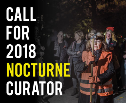 Call for 2018 Nocturne Curator