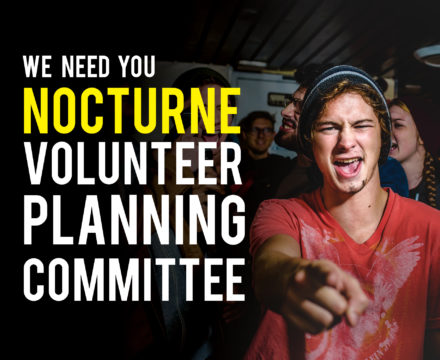 JOIN THE VOLUNTEER COMMITTEE