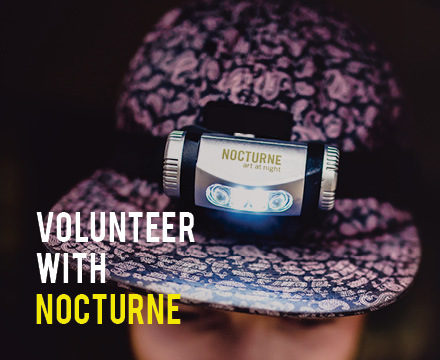 Volunteer with Nocturne!