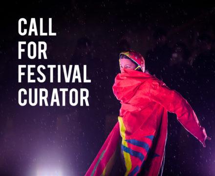 JOB POSTING: 2019 Festival Curator