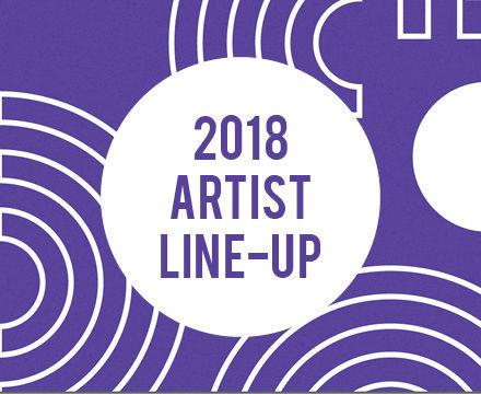 NOCTURNE 2018: Artist Line-up Announcement