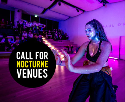 Call for Venues - NOW OPEN