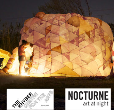 Oct 12: Inflatable Art & Architecture Workshop with Rachael Shannon