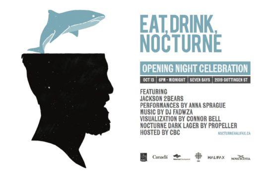 Oct 13: Opening Night